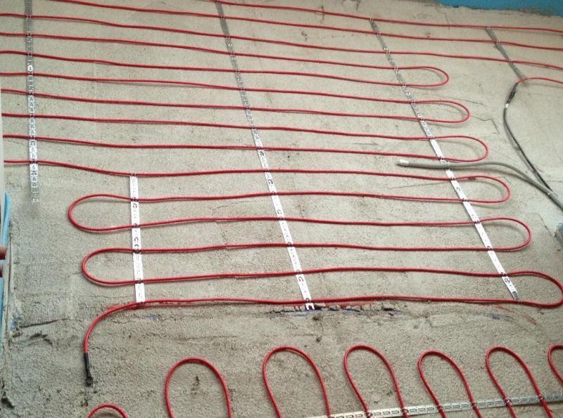 Электрический теплый пол: основные плюсы и минусы. Советы профессионалов как выбрать и установить в качестве основного отопления (135 фото)
