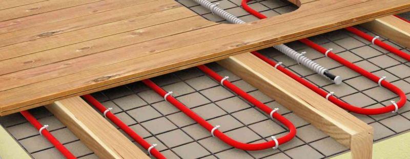 Кабельный теплый пол - плюсы и минусы, лучшие решения и основные идеи для квартиры или частного дома (125 фото)