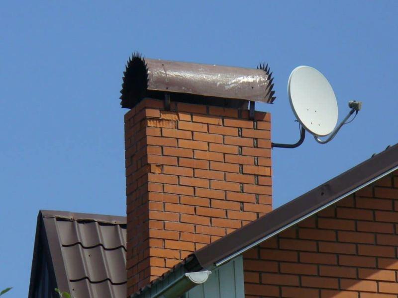 Кирпичный дымоход своими руками: пошаговое описание технологии кладки и расчет параметров дымохода (135 фото)