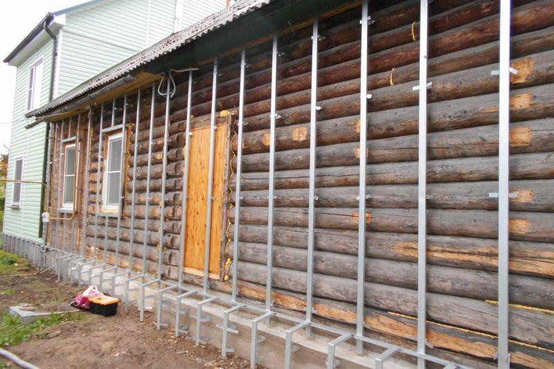 Утепление деревянных стен - пошаговая инструкция по утеплению стен снаружи и внутри (115 фото и видео)