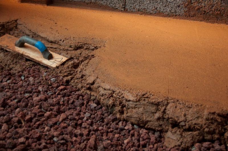 Утепление глиной: эффективность и описание технологии утепления. Пошаговая инструкция и свойства утеплителя (100 фото)