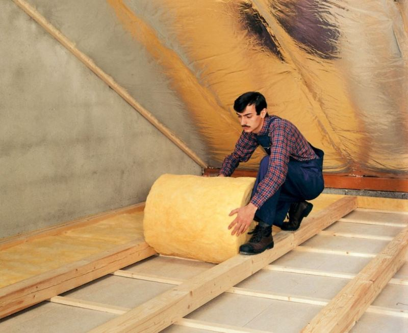 Утепление мансарды: пошаговое руководство и советы как и чем правильно утеплить мансарду (120 фото и видео)