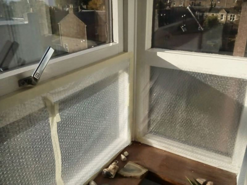 Утепление окон - особенности теплых окон, выбор и применение современных материалов (90 фото)