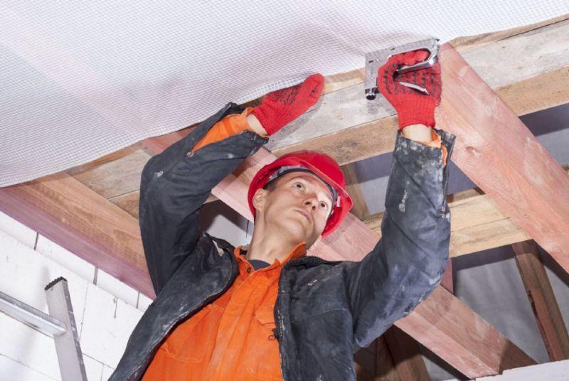 Утепление потолка: советы как правильно утеплить потолок под холодной крышей (110 фото)