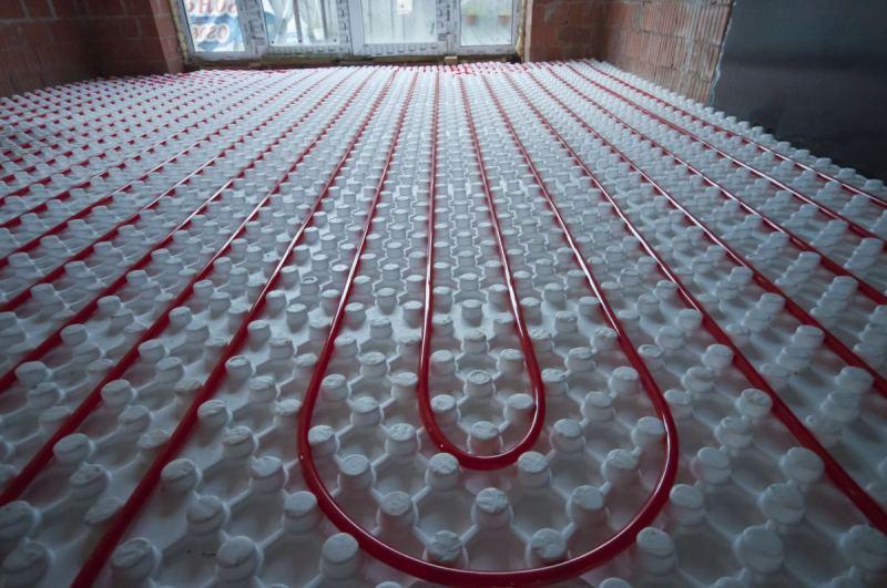 Водяной теплый пол - схемы, варианты подключения, основные варианты выбора системы и установка теплых полов (90 фото)