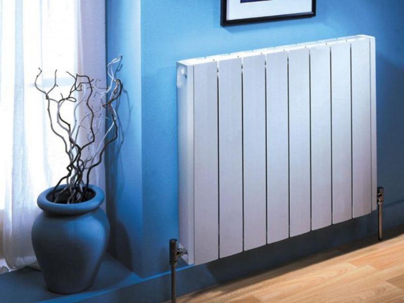 Алюминиевые радиаторы отопления - особенности алюминия, советы по выбору и применению радиаторов (110 фото)