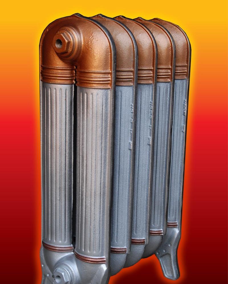 Чугунные радиаторы отопления: описание лучших моделей, монтаж и характеристики радиаторов (120 фото)