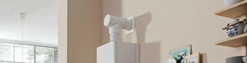 Дымоходы для котлов - обзор лучших моделей и описание применения различных конструкций (85 фото + видео)
