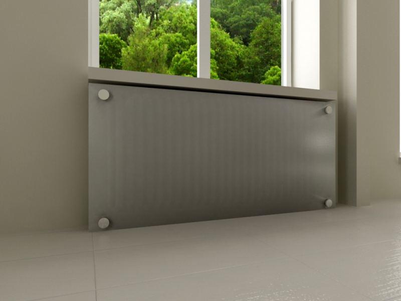 Экран на батарею отопления - виды радиаторов отопления и советы по выбору современных методов маскировки (80 фото)