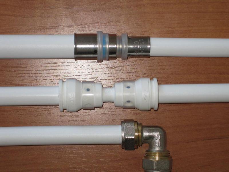 Фитинги для металлопластиковых труб - советы по выбору и рекомендации по применению при монтаже системы отопления (95 фото)