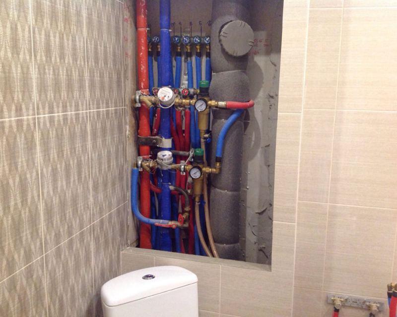 Как сделать отопление своими руками - схемы, проекты и особенности применения актуальных систем отопления (115 фото)
