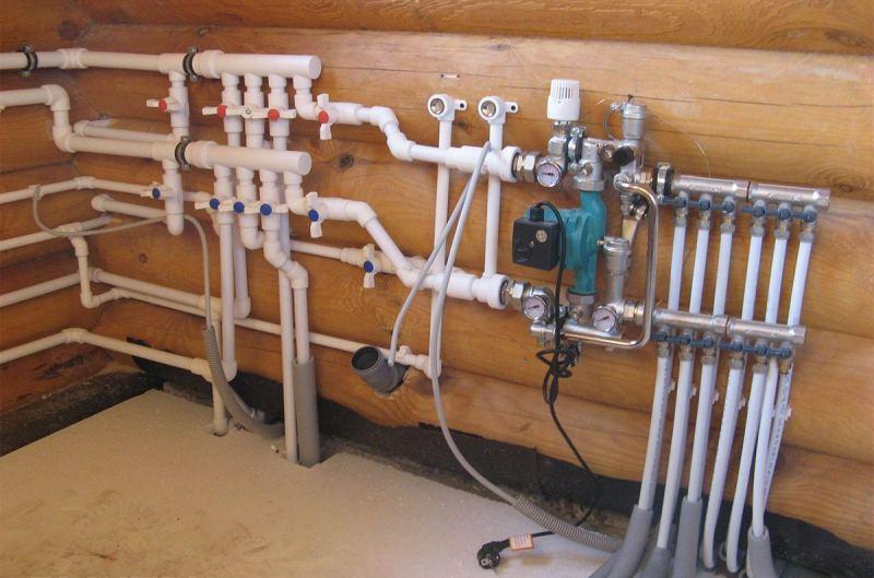 Как сделать систему отопления: схемы отопления, варианты монтажа своими руками и секреты укладки коммуникаций (90 фото + видео)