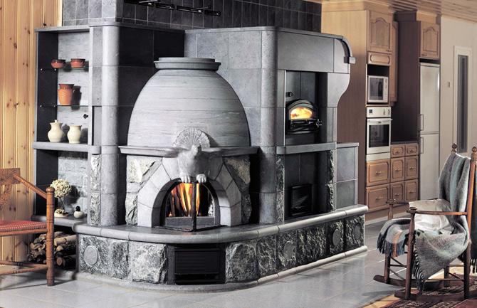 Камин длительного горения - советы по выбору камина и основные секреты его размещения (120 фото)