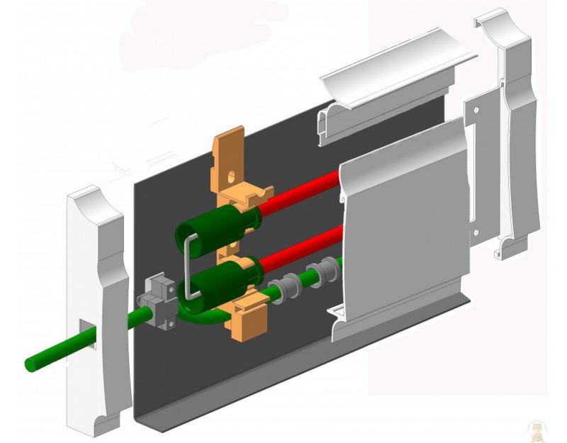 Короба для труб отопления - виды маскировки коммуникаций отопительной системы. Советы от профи как спрятать трубы красиво и просто (110 фото)