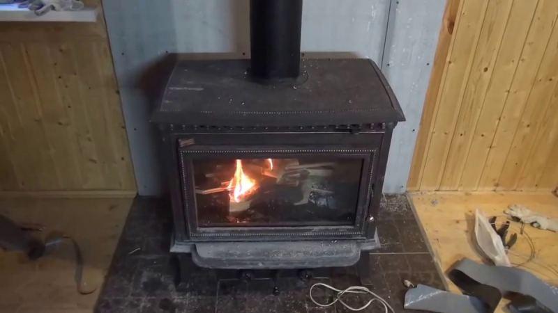 Металлический камин - выбор, использование для отопления и советы по уходу (115 фото + видео)