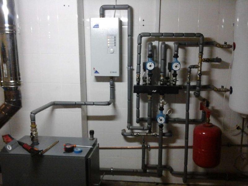 Монтаж котла отопления - проектирование, расчет места и установка отопительного котла. Советы экспертов и нюансы особенности монтажа (90 фото)