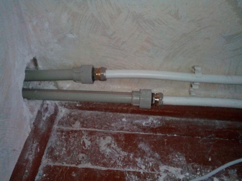 Монтаж металлопластиковых труб: пошаговое руководство и особенности работы с основными элементами системы (130 фото + видео мастер-класс)
