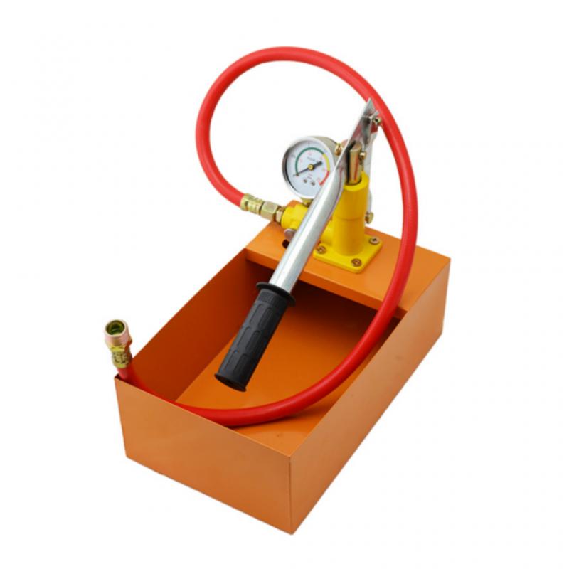 Насосы для опрессовки отопления - ручные и автоматические модели для современных систем отопления (90 фото и видео)