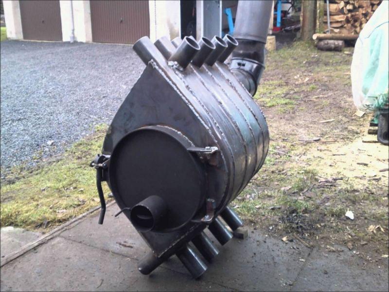 Печь булерьян - плюсы, минусы, нюансы выбора конструкции и ее применения в системе отопления (145 фото)