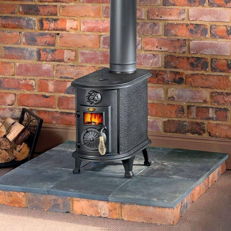 Печь длительного горения - лучшие модели и их применение в системах отопления загородных домов и дач (95 фото)