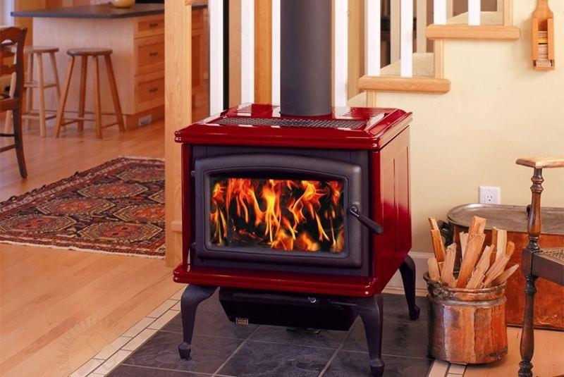 Печь на дровах - советы по выбору, секреты как купить качественную печь и особенности выбора современных моделей (125 фото и видео)