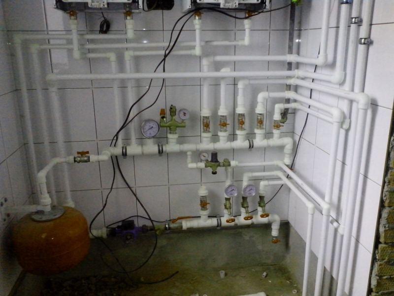 Полипропилен для отопления: советы по выбору и применению в системе отопления (85 фото + видео)