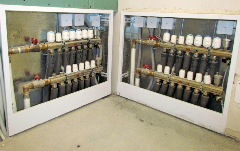 Распределительный коллектор отопления: правила выбора, принцип работы и нюансы применения (120 фото)