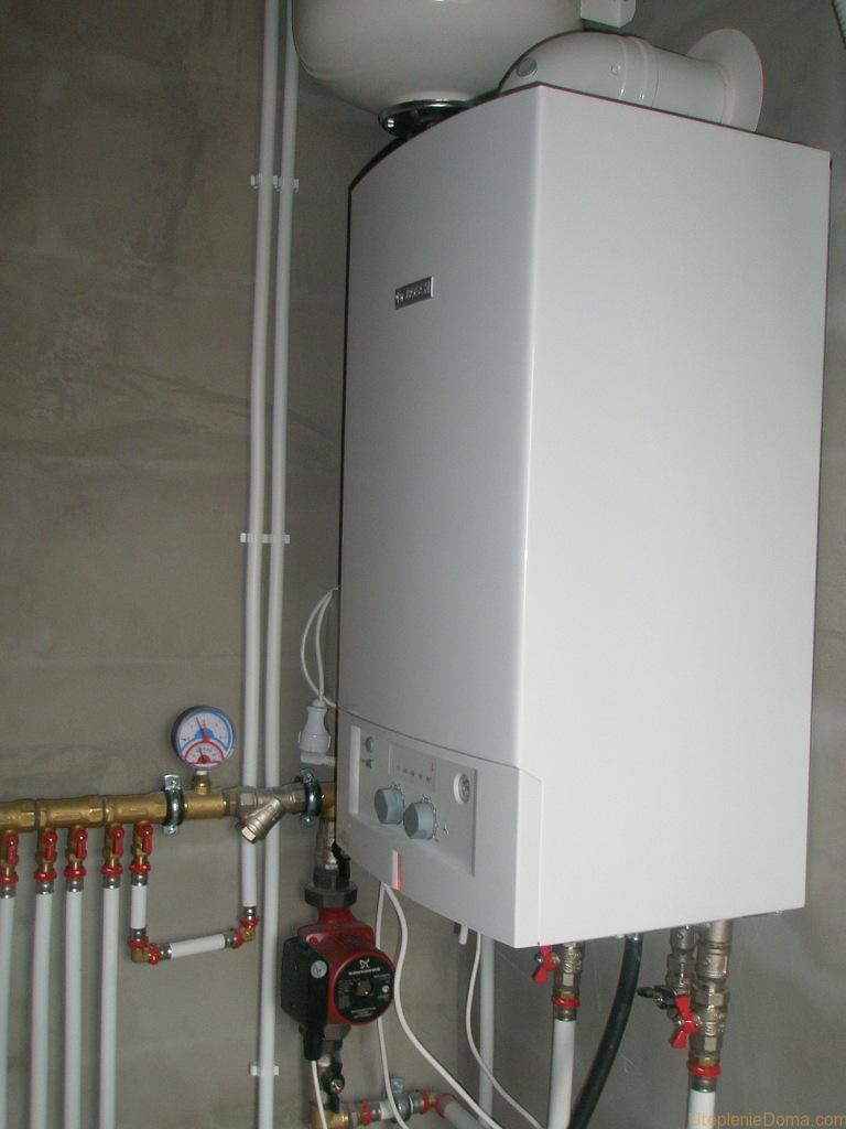 Установка газового котла своими руками: проектирование и инструкция по применению (125 фото)