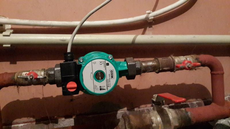 Водяной насос для отопления: выбор, устройство, виды и характеристики насосов для системы отопления (125 фото)
