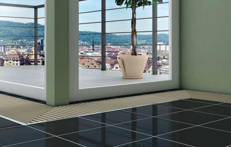 Встраиваемые радиаторы отопления - пошаговая инструкция по монтажу напольного отопления (125 фото и видео)