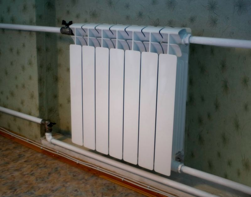 Замена батарей отопления - установка и замена в домах и квартирах. Советы экспертов и основные нюансы (95 фото + видео)