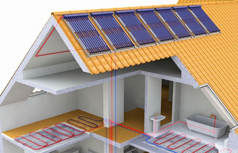 Монтаж водяного отопления - монтаж системы и схемы укладки своими руками для квартиры и частного дома (120 фото и видео)