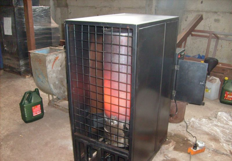 Печь на отработке - установка, выбор и необходимое оборудование для печей работающих на отработке (85 фото и видео)