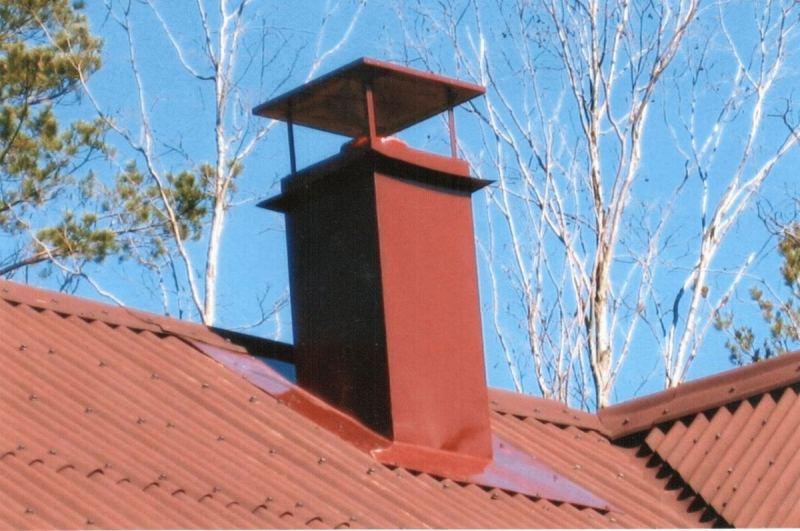 Узел дымохода - устройство, виды и варианты оборудования в частном доме (135 фото и видео)